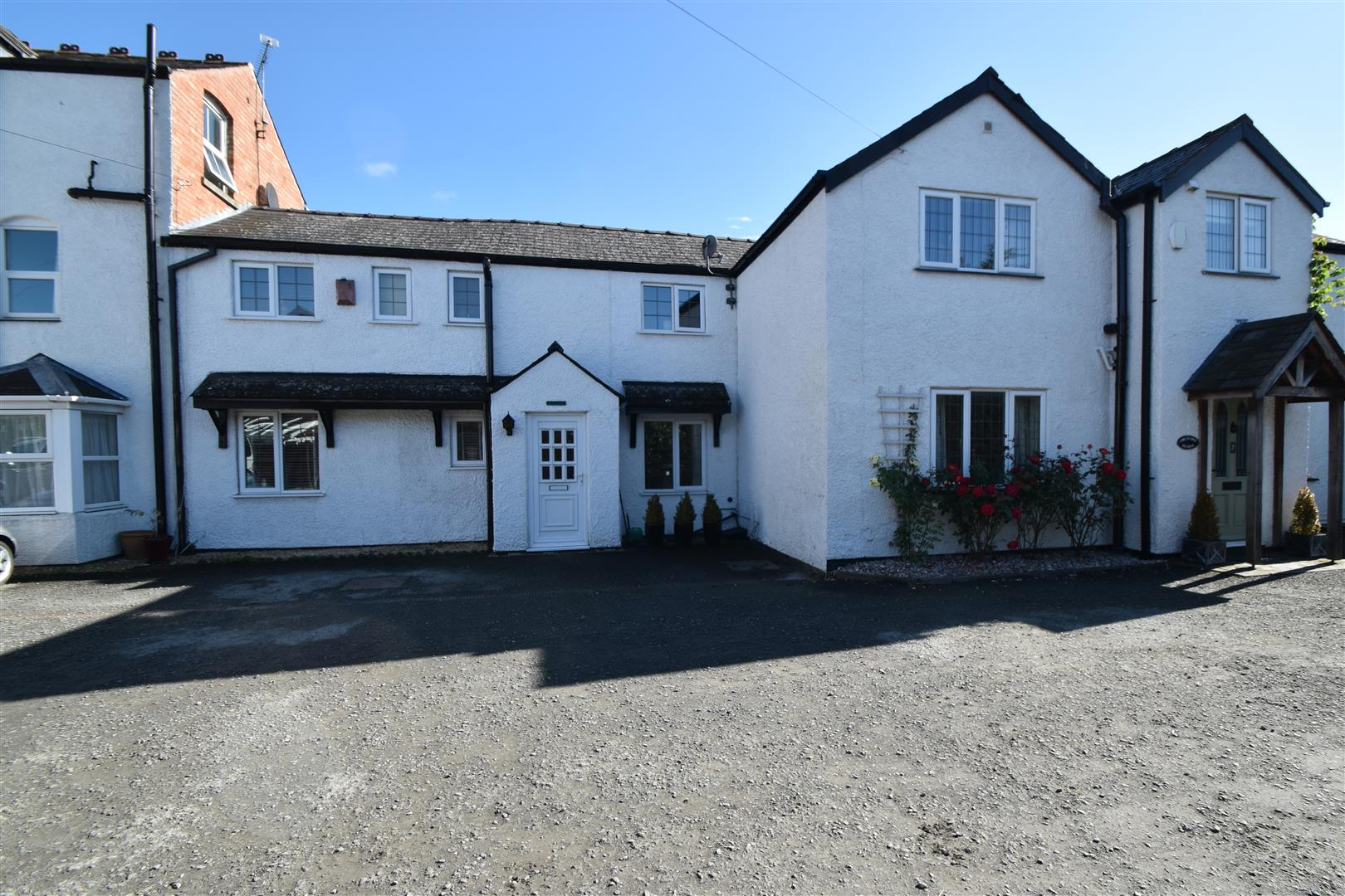 2 Bedrooms Cottage House for sale in Berkley Gardens, Fernhill Heath, Worcester